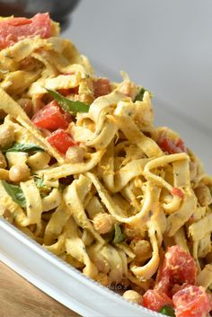 Entertain guests at home with this Mashed Pumpkin and Chickpea Pasta Salad recipe by Angelo's Pasta feature foodie, Shelley Judge. Easy to make and full of flavour, this salad is perfect meal to make for a long lunch or casual dinner party at home.