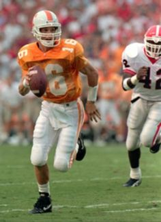 Before The Colts... and we still proudly claim him.  Peyton Manning.  #16 #OurSouth.