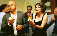 Montalbano non è disposto a discutere la schiacciante superiorità della cucina siciliana