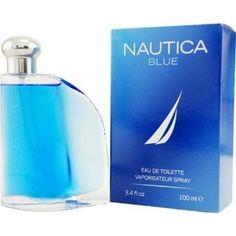#1: Nautica Blue By Nautica For Men Edt Spray 3.4 Oz.