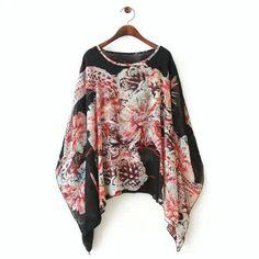 c8af3c87013a Find More Blouses  amp  Shirts Information about 2015 spring new women  street fashion vintage bloom
