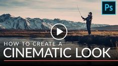 How to Create a Cinematic Look in Photoshop in 2 Minutes http://videotutorials411.com/how-to-create-a-cinematic-look-in-photoshop-in-2-minutes/ #Photoshop #adobe #lightroom #graphicdesign #photography