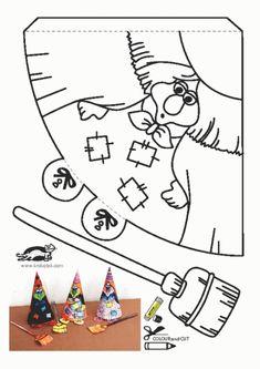 halloween activities * * * The idea box of the I & # workshop * * *: DIY halloween activity & decoration Diy Halloween Activities, Theme Halloween, Halloween Crafts For Toddlers, Diy Halloween Decorations, Holidays Halloween, Halloween Kids, Kids Crafts, October Crafts, Manualidades Halloween
