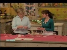 Vintage by Crystal on the Martha Stewart Show