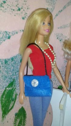 Bolsa para boneca