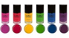 Nail Color Ideas BMC 6pc Out Of This World Creative Art Stamping Polishes-Star Slinger Collection *** Want additional info? Click on the image.