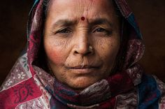 https://flic.kr/p/CrrWvm | Woman near Red Fort, Delhi | The proud and fabulous indian woman from Delhi
