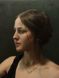 Swedish Lady, by Cesar Santos.