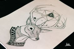 #Iliustration #Drawing #sketch #Ilustración #Creativo #Diseño Geoven