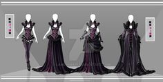 Com: Design outfit 5 by LaminaNati.deviantart.com on @DeviantArt