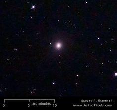 La galaxia elíptica M89 (también conocida como Objeto Messier 89, Messier 89, M89 o NGC 4552) es una galaxia elíptica en la constelación de Virgo.