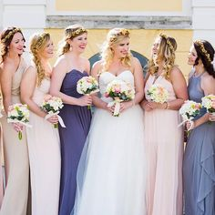 Long Mesh Dress with Illusion Neckline - Davids Bridal