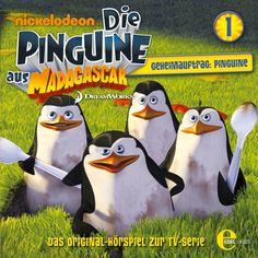 Geheimauftrag: Pinguine (Die Pinguine aus Madagascar 1), Hörbuch, Digital, 39min