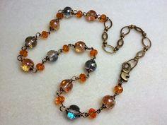 ABeadsLife - Necklace by Carol Briody