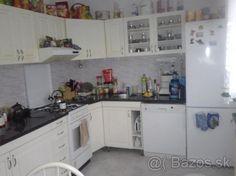 Kuchynská linka - rohová - 1