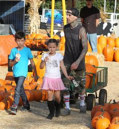 This is about what I looked like at the pumpkin patch with the girls yesterday.