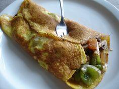 Description     Thisis an American style egg omelette.Restaurant style egg omelete/ omelette/ omelet /omlet. Ingredients-1 2 nosEgg1 tbspMilk2 pinchTumeric powder Salt (as ...