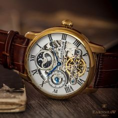 Thomas Earnshaw Longitude Automatics