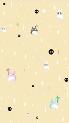 Totoro jaune 2