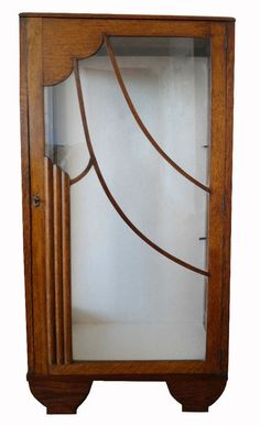 Deco Cabinet. Need this!