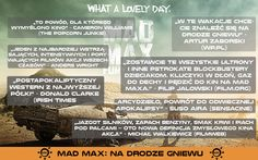 Opinie o Mad Max Fury Road