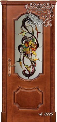 piko.com ua | Витражные двери. Закажите двери с витражами и рисунками на ...