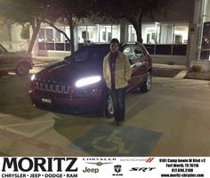 James Honeycutt our sales rep was absolutely wonderful! Our whole experience with Moritz was wonderful. - Holly Chesney,Saturday, February 14, 2015 http://www.moritzchryslerjeep.com/?utm_source=Flickr&utm_medium=DMaxxPhoto&utm_campaign=DeliveryMaxx
