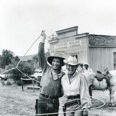 Johnny Crawford and Linda Evans <3