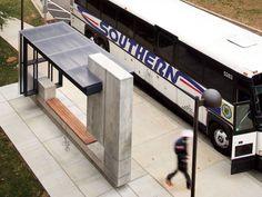 Gallery of Bus Shelter / Pearce Brinkley Cease + Lee - 6