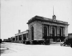 Wichita train station