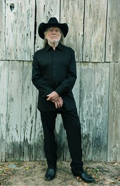 Willie Nelson...Native Texan & quintessentially cool