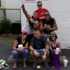 stacy, dave, jay, brenden, josh and