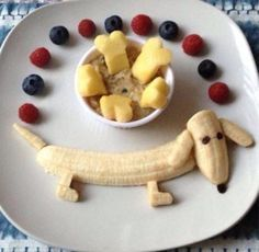 Healthy Breakfast and Fun