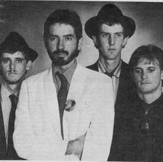 Howard Butcher and the Lancaster Band 1977