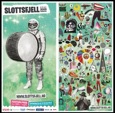 Slottsfjell 2009 Typo Poster, Baseball Cards, Artwork, Music Posters, Movies, Work Of Art, Auguste Rodin Artwork, Films, Movie Quotes