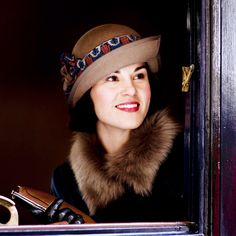 Lady Mary Crawley of Downton Abbey
