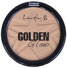 Lovely, puder Golden Glow nr 3