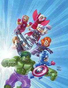 Lego marvel superheros im not sure that lego could get more marvel universe avengers assemble 1 lego variant cover voltagebd Image collections