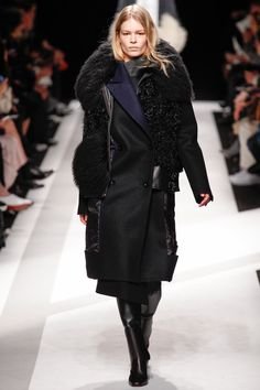 Sacai | Fall 2014 Ready-to-Wear Collection | Style.com
