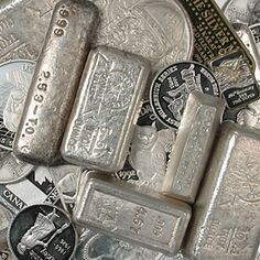 Acquire generic Silver rounds and bars available at APMEX, and buy Silver at a lower price point. These Silver bars and rounds are guaranteed to contain fine Silver. Bullion Coins, Gold Bullion, Gold And Silver Coins, Silver Bars, Silver Bullion For Sale, Buy Silver Online, Rare Coins Worth Money, Silver Investing, Coin Worth