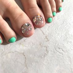 Ny Nails, Feet Nails, Swag Nails, Cute Toe Nails, Toe Nail Art, Easy Nail Art, Pedicure Designs, Toe Nail Designs, Feet Nail Design