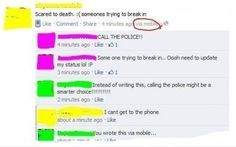 20 Facepalming Facebook