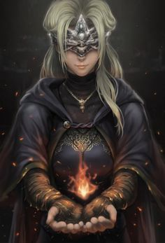 Fire Keeper - Dark Souls 3 by Joshtffx on @DeviantArt