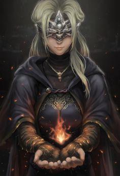 Fire Keeper - Dark Souls 3 by Joshtffx on @DeviantArt