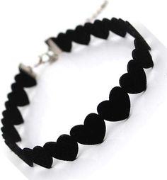 Unholy - Heartache Black Choker