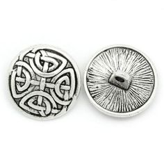10pc Antiqued Silver Round Sewing Metal Buttons Pattern C... http://smile.amazon.com/dp/B00KCCOTL2/ref=cm_sw_r_pi_dp_mftixb1J4HYGR