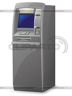 Банкомат   Векторный клипарт   ID 3138229 Arcade Games
