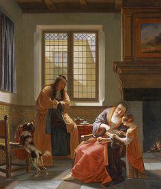 7 мая.Cornelis de Man