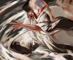 Kamishini no Yari! Gin Bleach, Ichimaru Gin, Manga, Adult Coloring Pages, Otaku Anime, Fan Art, Cartoon, Badass, Blade