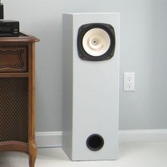 DIY: How to Make VERY Simple Speakers, Part 2 | Apartment Therapy
